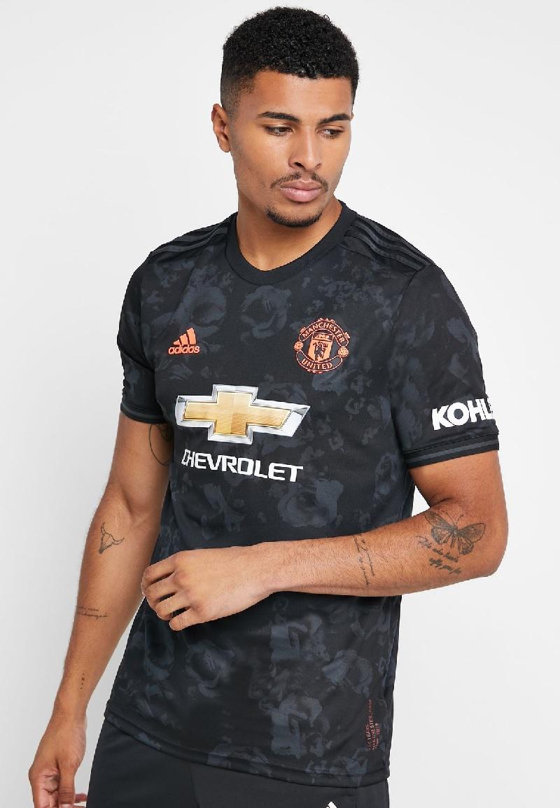 Man Utd 3. trøje 19/20