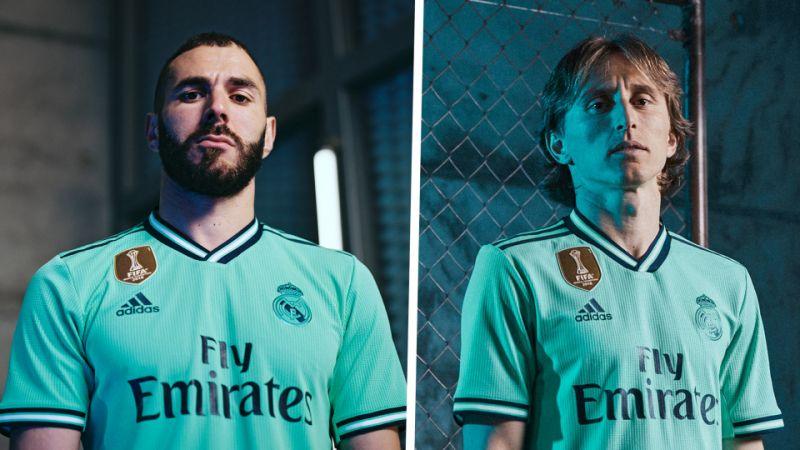Real Madrid 3. trøje 19/20