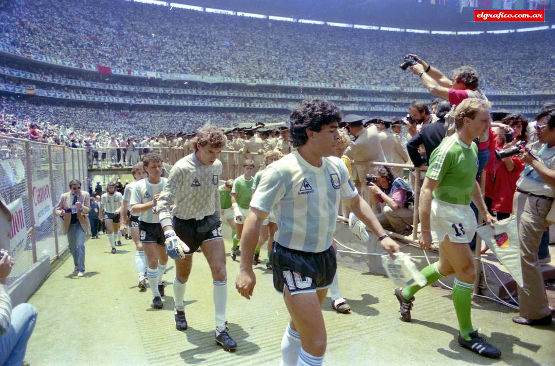 VM finalen 1986