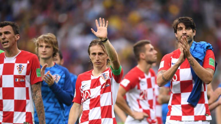 Kroatien hjemme trøje - tern