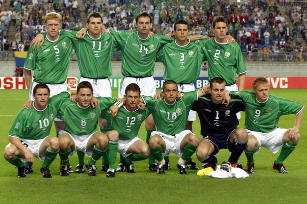Ireland World Cup 2002